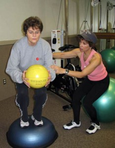Certified personal trainers for seniors