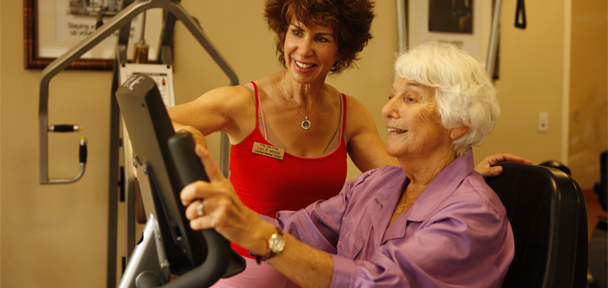 Lori Michiel Fitness-Certified trainers for active adults and seniors