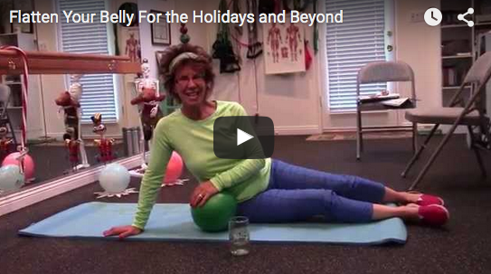 Flatten Your Belly For the Holidays and Beyond