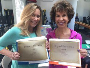 Diane Kruszynski and Lori Michiel Personal Trainers