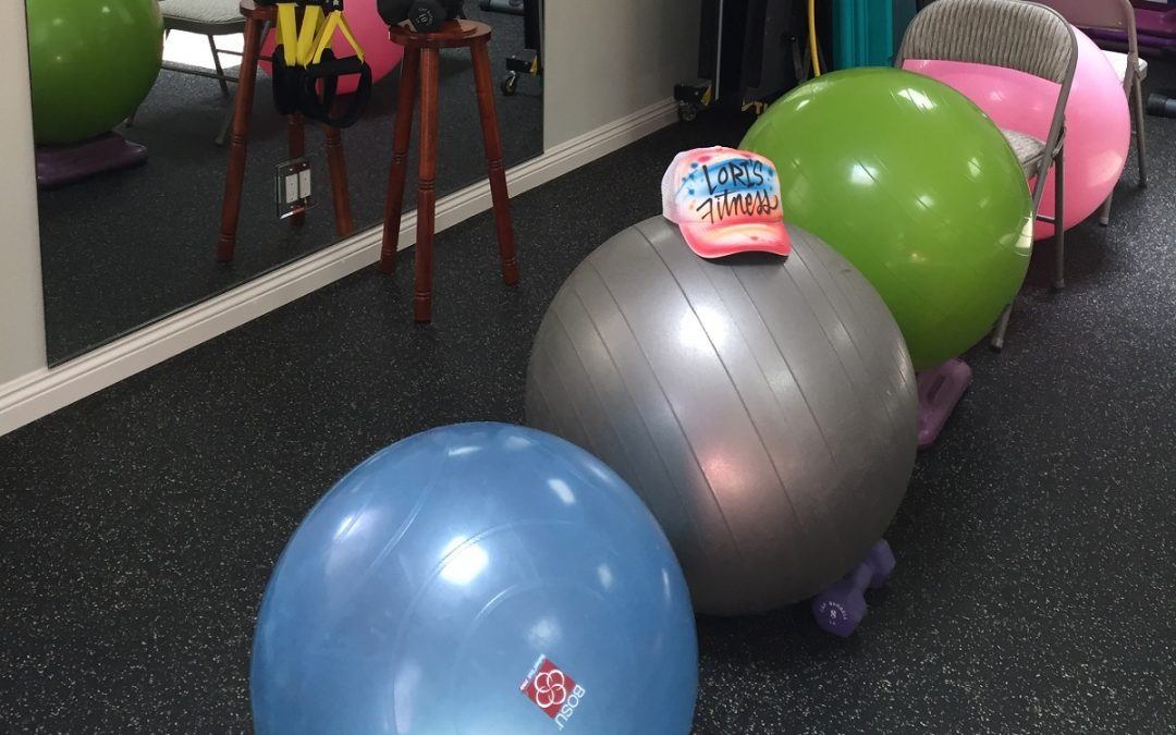 How to Choose and Use a Stability Ball – Part 1 of 3 – Choosing the Ball