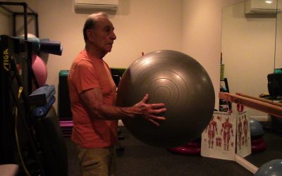 How To Choose and Use a Stability Ball – Part 3 of 3 – Stability Ball Exercises for Cardio
