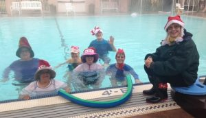 Aqua Training for Seniors
