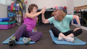 Beginning exercise sessions in West Hills, CA