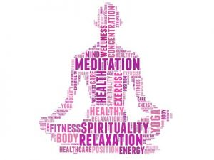 Can meditation bring you peace of mind?