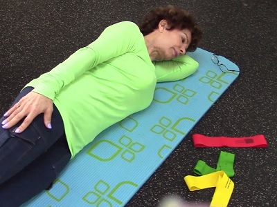 Strengthen Your Hips in a Side Lying Position