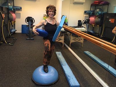 Headed for a Fall – Challenging Balance Exercises