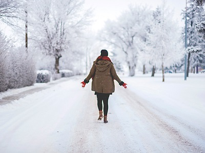 Can Physical Activity Help You Triumph Over Lingering Holiday Blues?