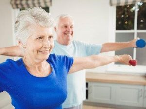Building strength and muscle mass for seniors