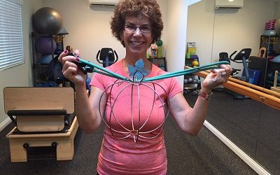 Hip and Glute Strengthening Exercises with Resistance Tubing