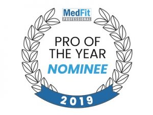 Lori Michiel MedFit Nominee Pro of the Year