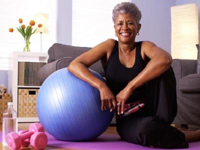 Home gym for seniors