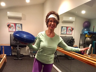 Osteoporosis and Exercise – To Improve Balance to Reduce Trips and Falls