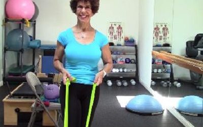 Five Exercises for Balance While Reaching and Walking