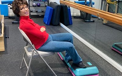 Ten Minutes of Senior Muscular Power Exercises for the Lower Body