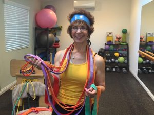 Exercise with Resistance Bands