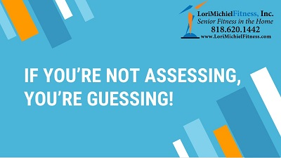 Presentation: If You're Not Assessing, You're Guessing